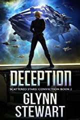 Deception (Scattered Stars: Conviction Book 2) Kindle Edition