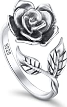 Best sterling silver rose ring Reviews
