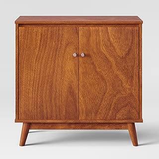 Best amherst mid century modern storage cabinet brown Reviews