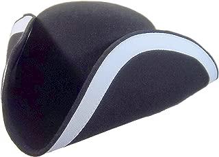 Jacobson Hat Company Wool Felt Tricorne