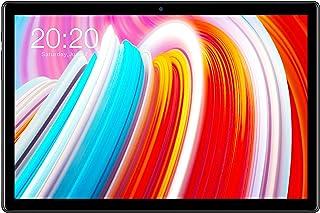TECLAST M40タブレット10.1インチ、6GB RAM 128GB ROM、Android 10、8 コアプロセッサUNISOC T618、通話タブレットPC、1200×1920 IPS ディスプレー、GPS、デュアルWiFi、BT5....