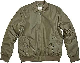 Brand Bomber Jacket Men Military & Flight Style Casual Lightweight Softshell