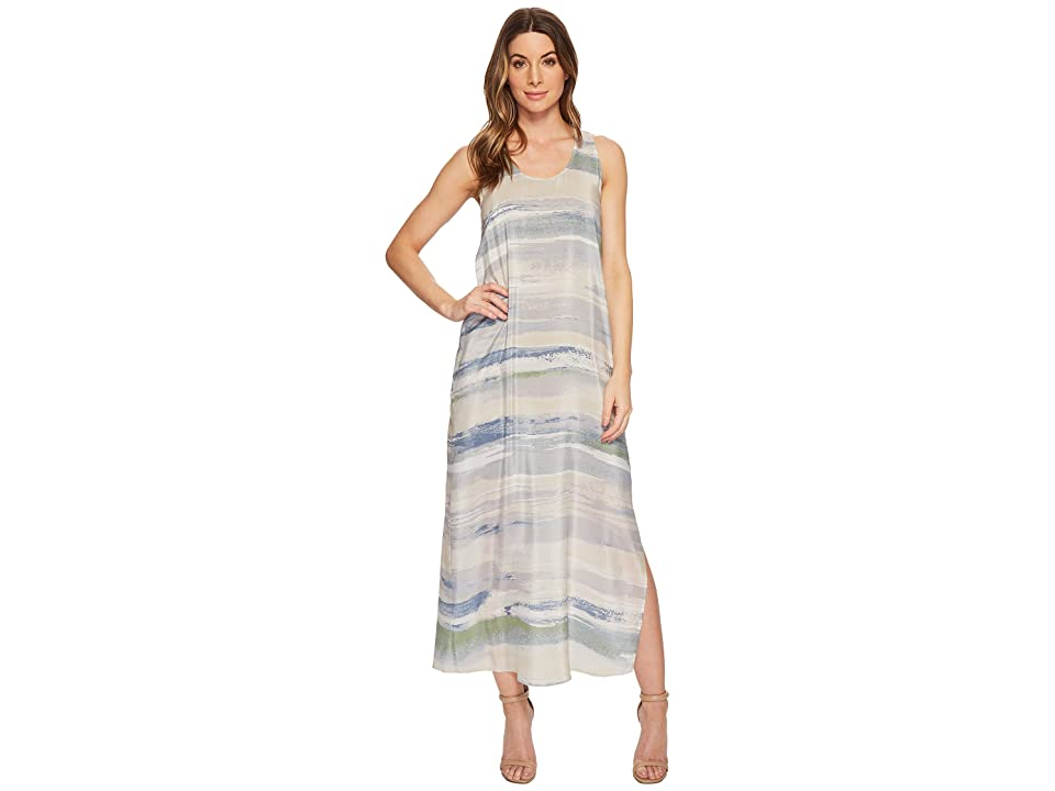NIC+ZOE Watercolor Dress (Multi) Women
