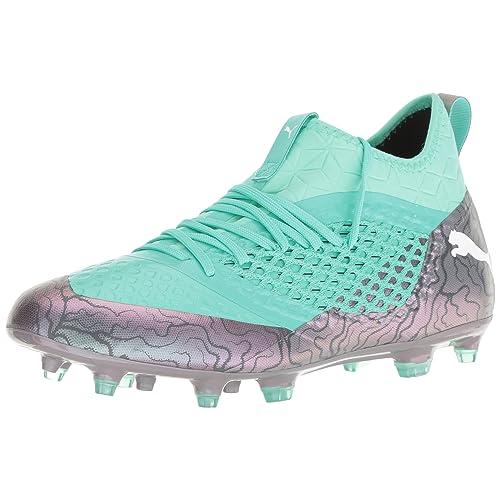 8e7b25b4935e9f PUMA Men s Future 2.3 Netfit Fg Ag Soccer Shoe