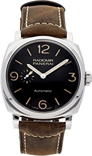 Panerai Radiomir 1940 Mechanical (Automatic) Black Dial Mens Watch PAM 572 (Certified Pre-Owned)