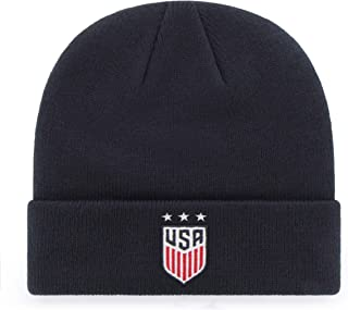 OTS World Cup Soccer Men's Raised Cuff Knit Hat