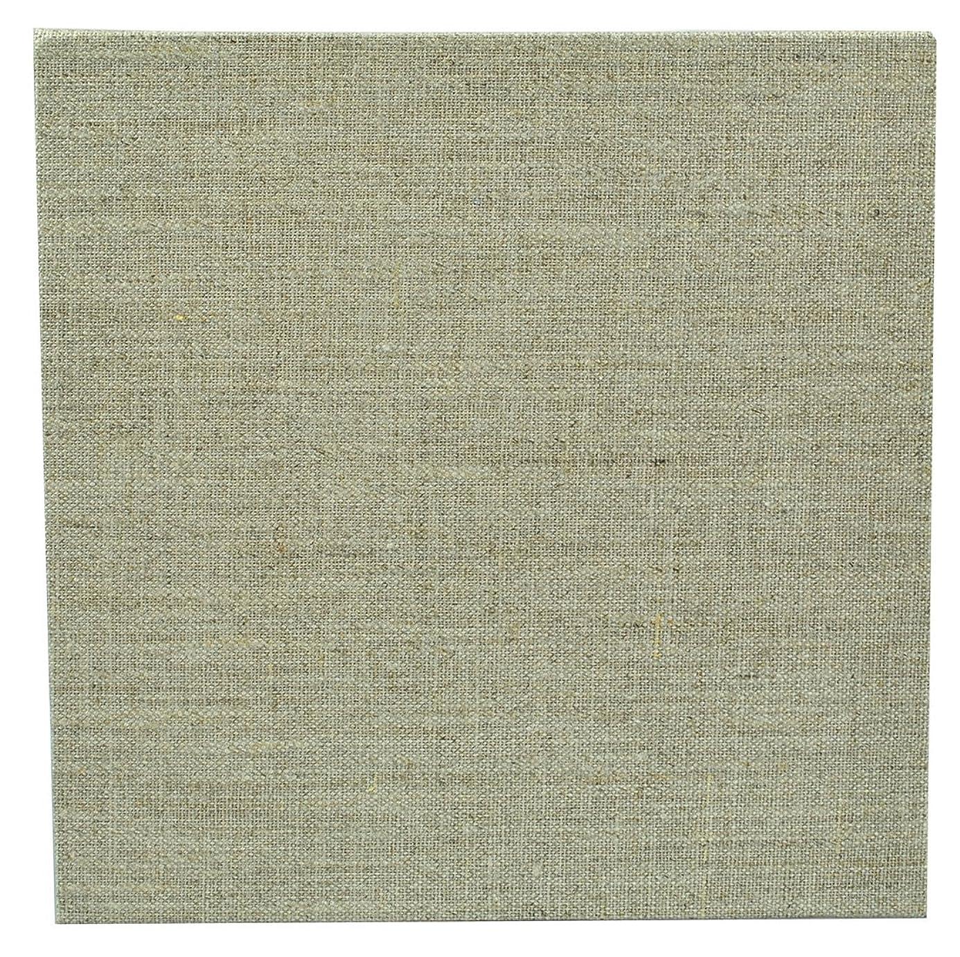 Pebeo 20 x 20 cm Natural Linen Canvas Boards ema5732545