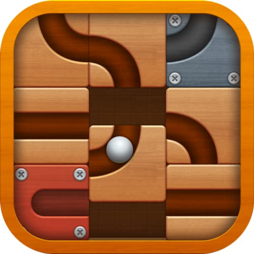 Puzzles Roll The Ball Slide