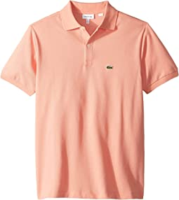 c94653cfa036 Elf Pink. 15. Lacoste Kids. L1812 Short Sleeve Classic Pique Polo  (Toddler Little ...