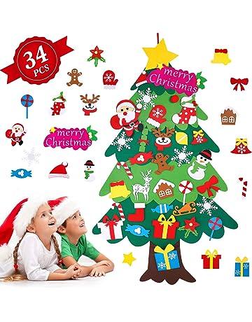 Albero Di Natale Trackidsp 006.Amazon It Alberi Di Natale Artificiali Casa E Cucina