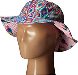 Reversible Sublimated 6 Panel Bucket Hat (Little Kids)