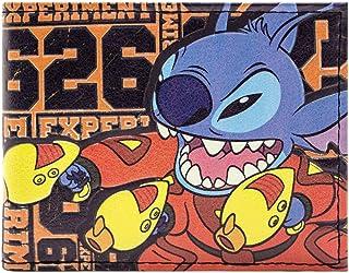 Disney Lilo & Stitch Expérience 626 Orange Portefeuille