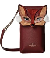 Kate Spade New York - Fox Phone Crossbody