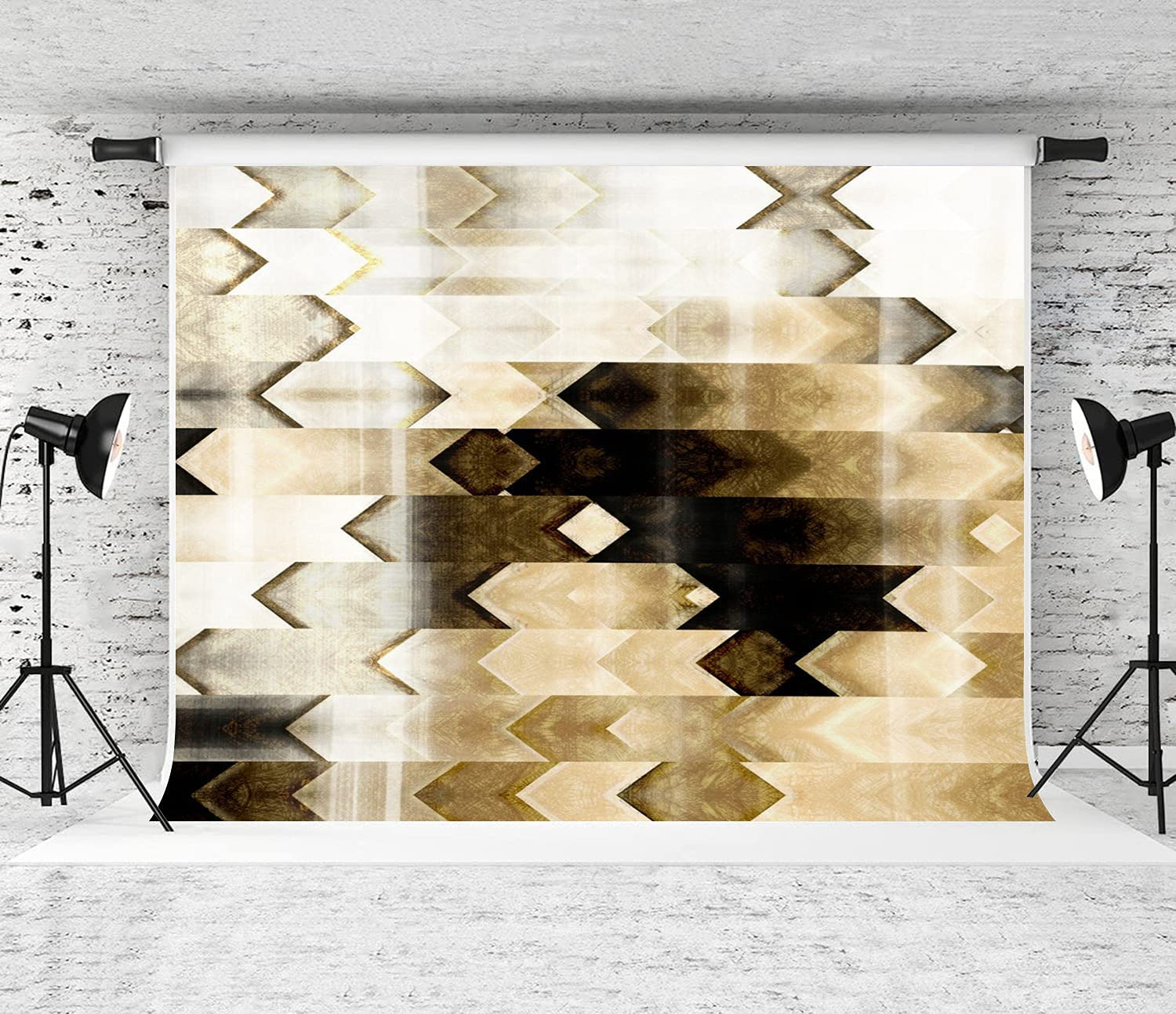 25% OFF ZOANEN Photography Background Art Abstract Monochrome Max 90% OFF Geometric