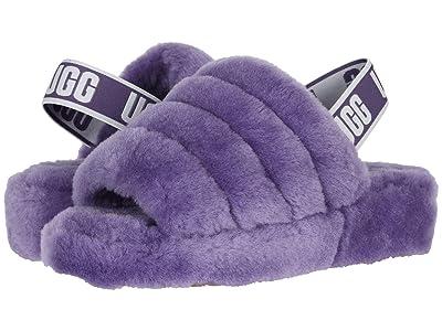 UGG Fluff Yeah Slide (Violet Bloom) Women