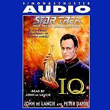 Star Trek, The Next Generation: I, Q