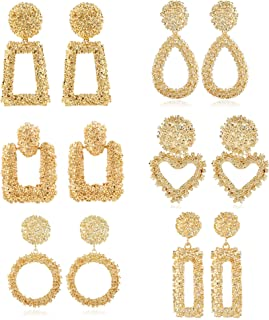 Gold Color Plated Fashion Earring L.O 14 Gold Brass Fashion Earrings,Fashinable Earrings with Crystal,Dangle Earring Gift For Her