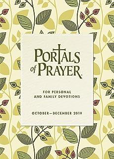 Portals of Prayer, Oct-Dec 2019