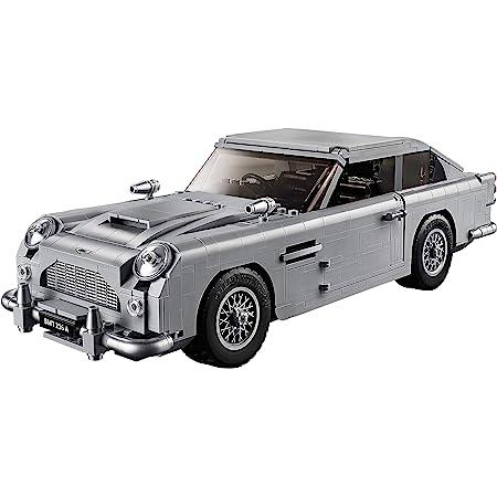 Lego Creator James Bond Aston Martin Db5 10262 Amazon De Spielzeug