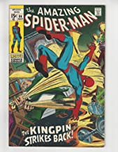 The Amazing Spider-Man #84/Bronze Age Marvel Comic Book/Kingpin/VF-