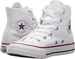b9c05fdbc095 Converse chuck taylor all star core hi optical white