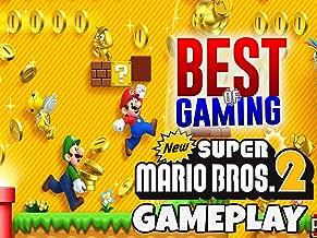 Clip: New Super Mario Bros. 2 Gameplay - Best of Gaming!