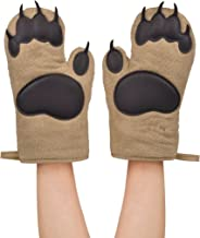 Fred and Friends Oven Mitts Bear, Hands