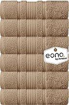 Eono van Amazon, handdoeken - 6 stuks, (16 x 28 inch) | Superzacht, zeer absorberend | Handdoeken van spa- en hotelkwalite...