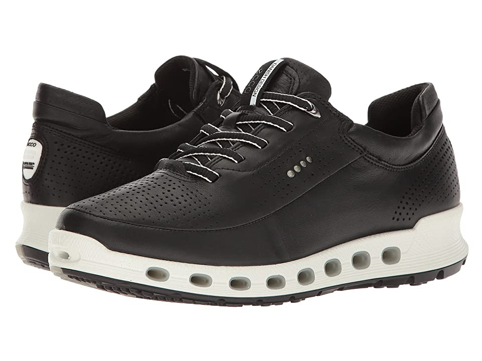 ECCO Cool 2.0 Gore-Tex Sneaker (Black) Women