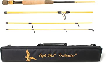 Trailmaster Spin-Fly Rod 6 Pc. 7 M