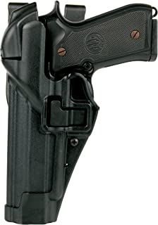 BlackHawk. Serpa Nivel 3 Auto Lock Duty Liso Acabado Holster