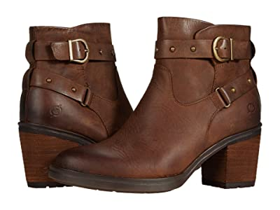 Born Derica (Brown Full Grain) Women