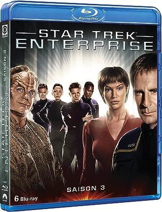 Coffret star trek : enterprise, saison 3