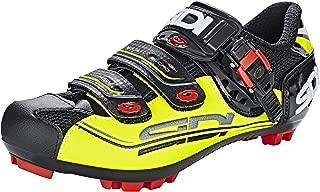 Sidi Eagle 7 SR MTB Cycling Shoes - Black/Yellow/Black