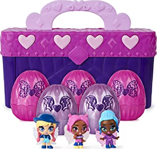 해치멀 미니 픽시즈 패션쇼 Hatchimals Mini Pixies, Fashion Show 8-Pack Playset of 1.5-inch Collectible Dolls with Mix and Match Wings (Styles May Vary)
