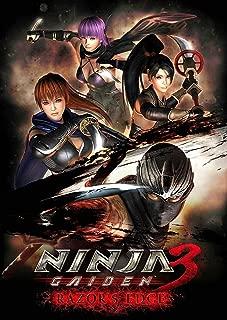 Ninja Gaiden 3: Razor's Edge Poster