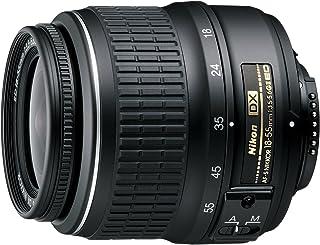 Nikon AF-S DX Zoom-Nikkor 18-55mm 1:3.5-5.6G ED II Lens Black (Certified Refurbished)