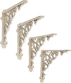 Best decorative scroll brackets Reviews