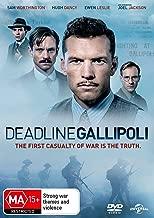 Deadline Gallipoli | NON-USA Format | PAL | Region 4 Import - Australia