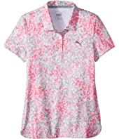Floral Polo (Little Kids/Big Kids)