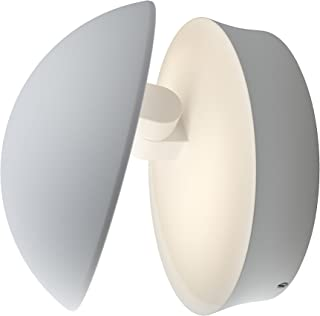 OSRAM LED Outdoor Luminaire / Endura Style Cover RD / Aluminium Body / White / 70° Adjustable / 12 Watt / Warm White - 3000K