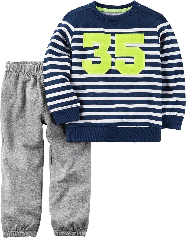 Carter/'s Boys/' 2 Pc Playwear Sets 249g262