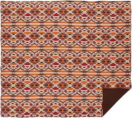 VHC Brands El Dorado Sienna King Quilt 95x105