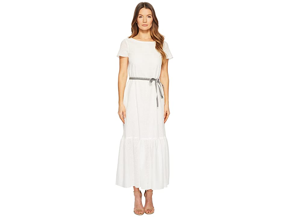 Paul Smith Eyelet Dress (White) Women