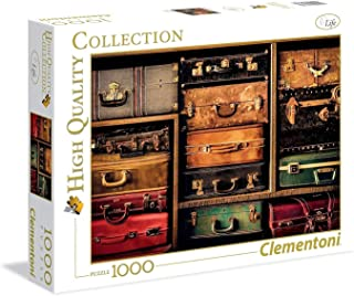 Clementoni Travel Puzzle - 6 Years And Above - Multi Color