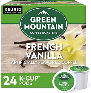 Green Mountain Coffee French Vanilla, K-Cup Portion Pack for Keurig K-Cup Brewers, 24-Count SOLD BY Prefectmart THANK YOU by Prefectmart