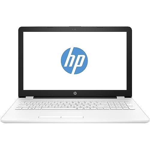 "HP 15-BS507NS - Portátil de 15.6"" (Intel Core i5-7200U 2.5 GHz, Disco Duro 256 GB SSD, 8 GB de RAM, Windows 10 Home) Color Blanco Nieve"
