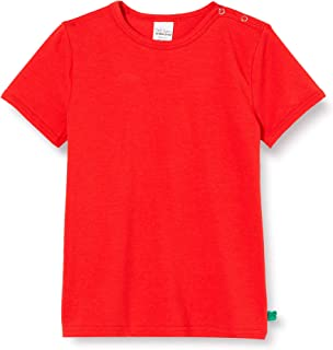 Fred'S World By Green Cotton Alfa S/S T Baby T-Shirt Bébé Fille