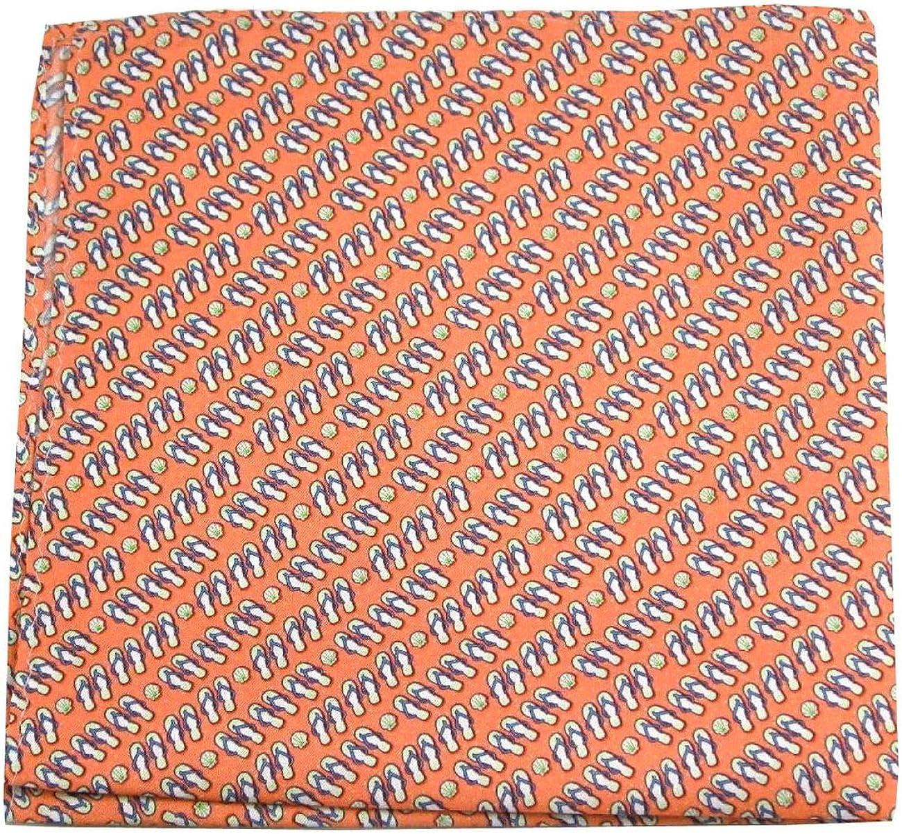 Mens Novelty Theme Silk Pocket Square Accessory