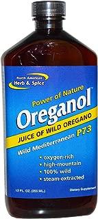 North American Herb Juice Of Oregano
